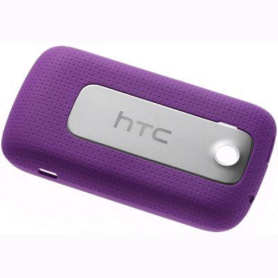 HTC Пластиковая задняя крышка для Explorer (фиолетовая)