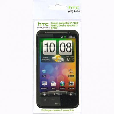 Защитная пленка HTC P430 для Desire HD