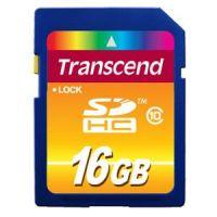 Карта памяти Transcend 16GB sdhc (Class 10) TS16GSDHC10