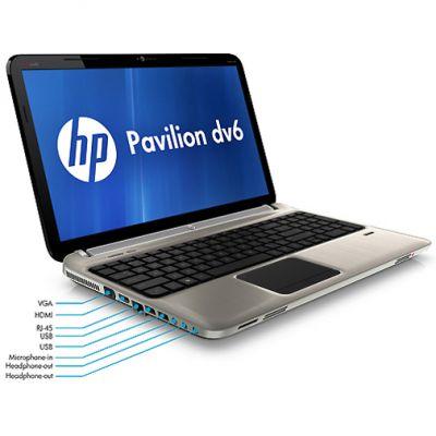 ������� HP Pavilion dv6-6c02er A8U46EA