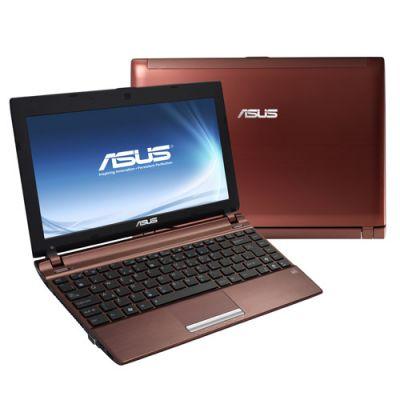Ноутбук ASUS U24E Red 90N8PA254W3D74VD53AY