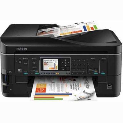 МФУ Epson Stylus Office BX635FWD C11CB86311