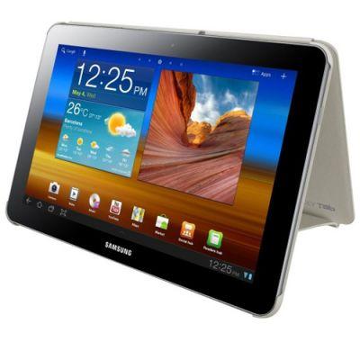 Чехол Samsung для Galaxy Tab P7500 White EFC-1B1NIECSTD
