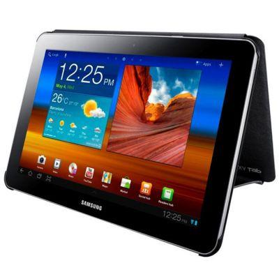 Чехол Samsung для Galaxy Tab P7500 Black EFC-1B1NBECSTD