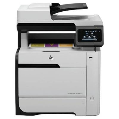 МФУ HP Color LaserJet Pro 300 mfp M375nw CE903A