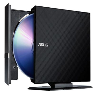 ASUS ������� ������ DVD-RW Black SDRW-08D2S-U/DBLK/G/AS