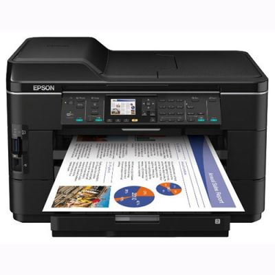 ��� Epson WorkForce WF-7525 C11CB58311