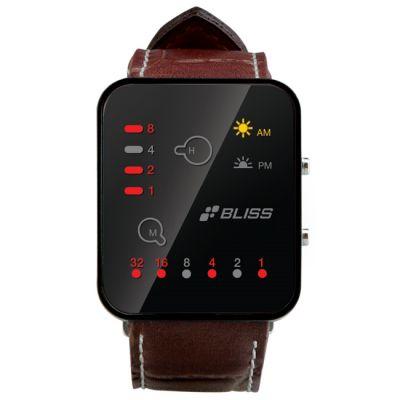 Bliss ML111 (Black) часы бинарные BW301T01