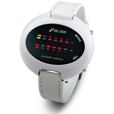 Bliss LW142 (White) часы бинарные BW202W02