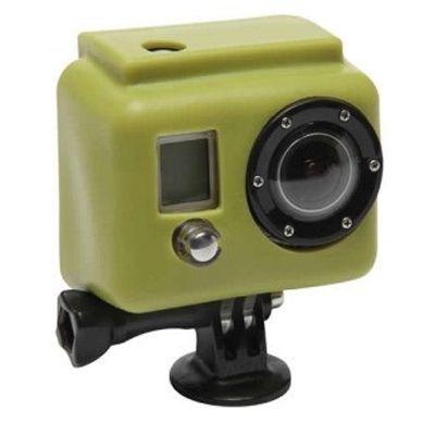 GoPro силиконовый чехол для камеры GoPro HD (Green) XS03-GP