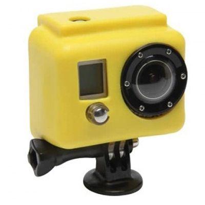 GoPro силиконовый чехол для камеры GoPro HD (Yellow) XS07-GP