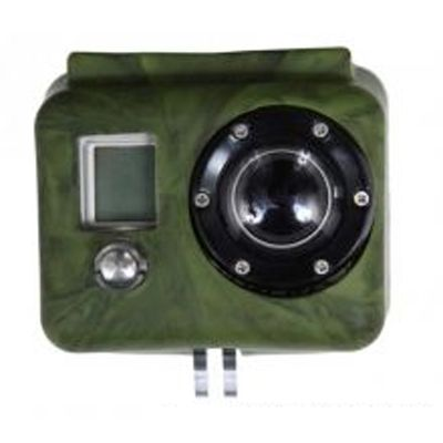 GoPro силиконовый чехол для камеры GoPro HD (Dark Green) XS09-GP