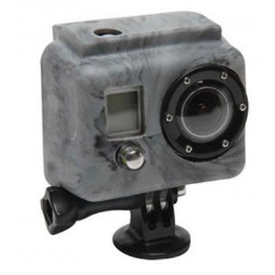 GoPro силиконовый чехол для камеры GoPro HD (Grey) XS10-GP