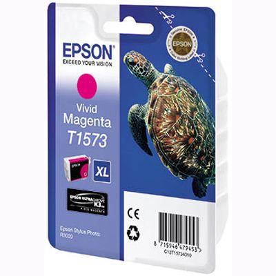 Картридж Epson Magenta/Пурпурный (C13T15734010)