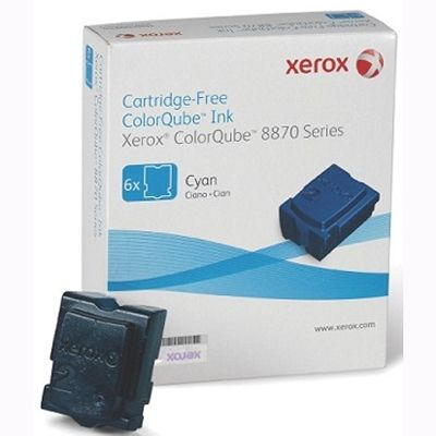 Чернила Xerox cq 8870 Cyan /Зеленовато - голубой (108R00958)