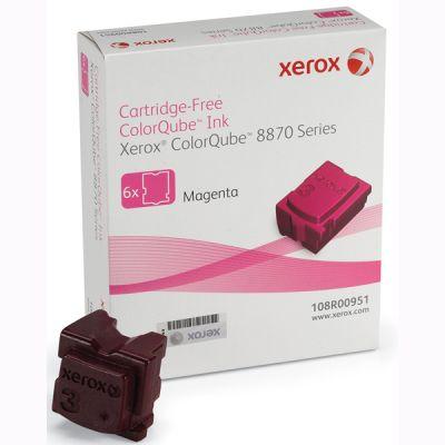Чернила Xerox cq 8870 Magenta/Пурпурный (108R00959)