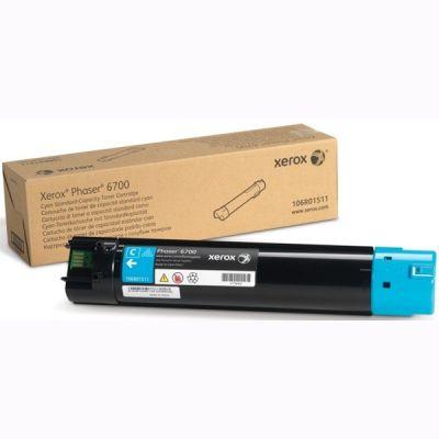 Тонер-картридж Xerox Cyan /Зеленовато - голубой (106R01511)