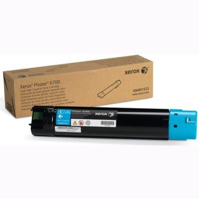 Тонер-картридж Xerox Cyan /Зеленовато - голубой (106R01523)