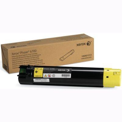 Тонер-картридж Xerox Yellow/Желтый (106R01513)