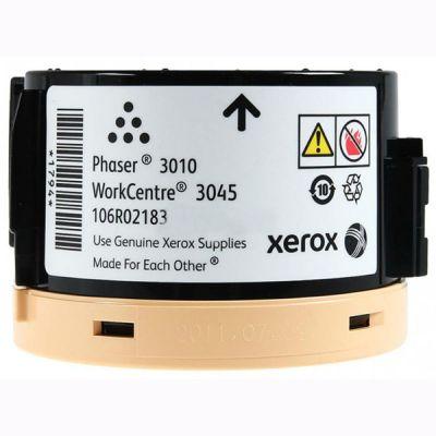 Картридж Xerox Black/Черный (106R02181)
