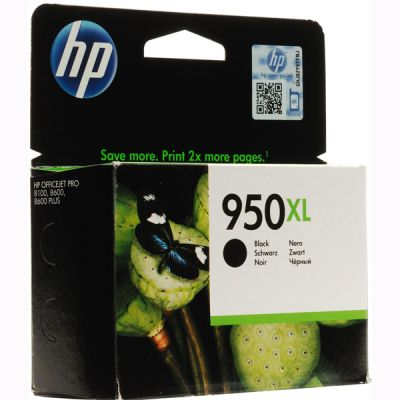 ��������� �������� HP 950XL Black Officejet Ink Cartridge CN045AE