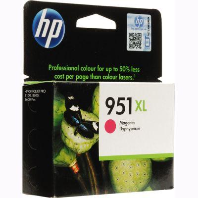 ��������� �������� HP 951XL Magenta Officejet Ink Cartridge CN047AE
