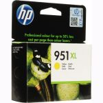 ��������� �������� HP 951XL Yellow Officejet Ink Cartridge CN048AE