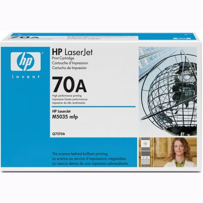 Расходный материал HP LaserJet Q7570A Contract Black Print Cartridge Q7570AC