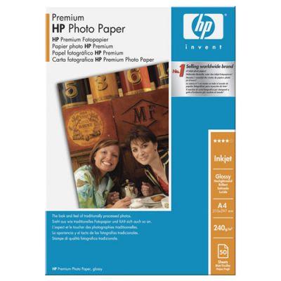 ��������� �������� HP Premium Glossy Photo Paper 240 g/m?-A4/210 x 297 mm/20 sht Q2519A
