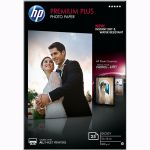 Расходный материал HP Premium Plus Glossy Photo Paper 25 shts, 10x15 CR677A
