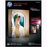 ��������� �������� HP Premium Plus Glossy Photo Paper-20 sht/13 x 18 cm CR676A