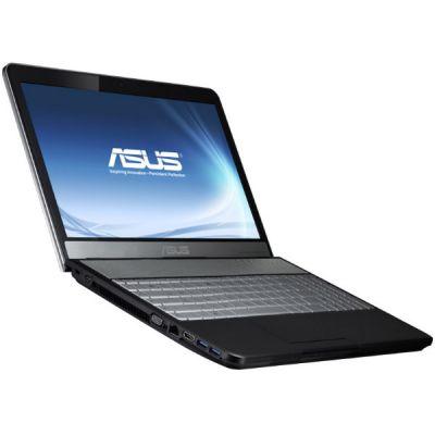 ������� ASUS N55SL Black 90N1OC638W3552VD13AU
