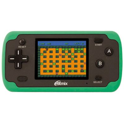 Игровая приставка Ritmix RZX-13G Green
