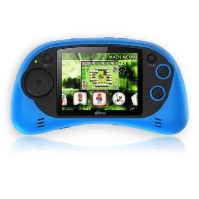 Игровая приставка Ritmix RZX-20 Blue