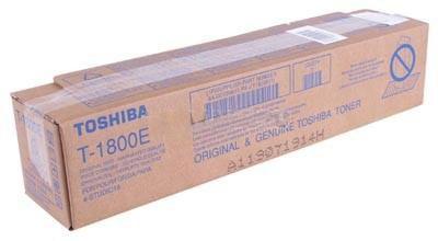 Расходный материал Toshiba Тонер для Toshiba e-STUDIO18 (22700 отпечатков) 6AJ00000091 T-1800E