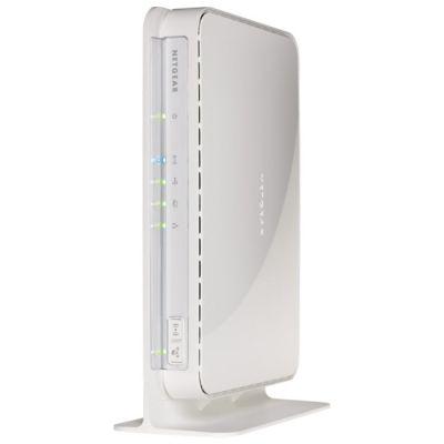 Wi-Fi роутер Netgear 600Mbps WNDRMAC-100RUS LAN