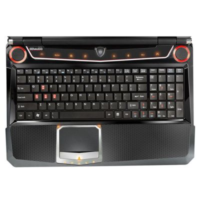 Ноутбук MSI GT683DX-644