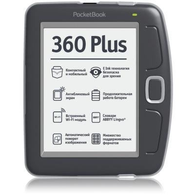 Электронная книга PocketBook 360 Plus (512) Dark Gray