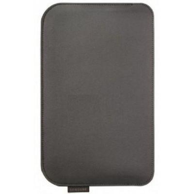 "Чехол Samsung для Galaxy Tab P6200/P6210 (7"") (темно-коричневый) EF-C980LDECSTD"