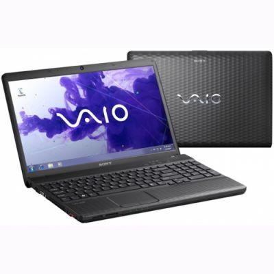 Ноутбук Sony VAIO VPC-EH3P1R/B