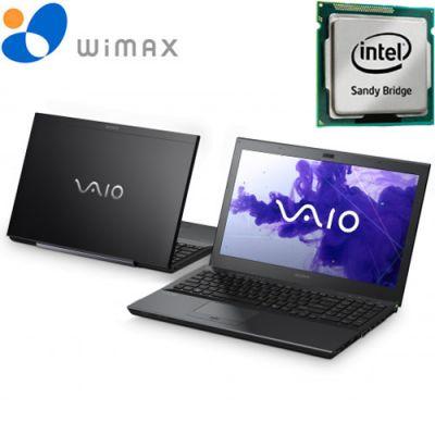 Ноутбук Sony VAIO VPC-SE2V9R/B