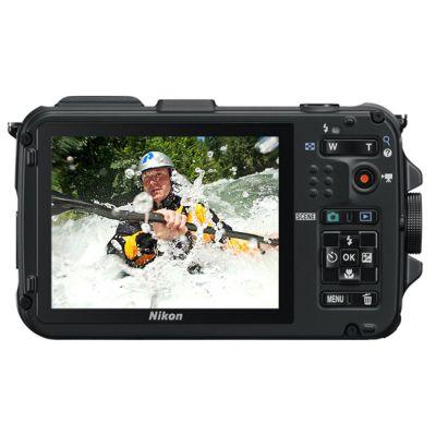 ���������� ����������� Nikon Coolpix AW100 Black