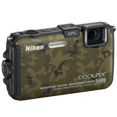 ���������� ����������� Nikon Coolpix AW100 Camouflage