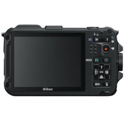 Компактный фотоаппарат Nikon Coolpix AW100 Orange
