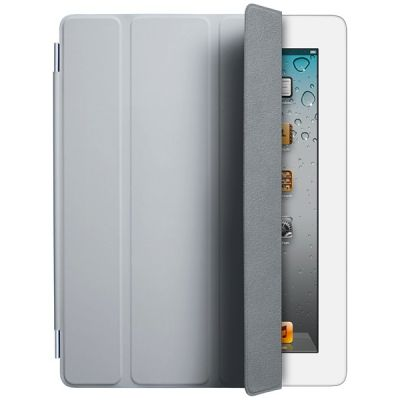 ����� Apple iPad Smart Cover Polyurethane (Light Gray) MD307ZM/A