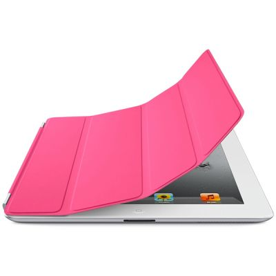 ����� Apple iPad Smart Cover Polyurethane (Pink) MD308ZM/A