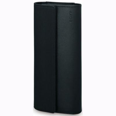 Чехол Sony тонкий из натуральной кожи для Sony Tablet P SGP-CK2
