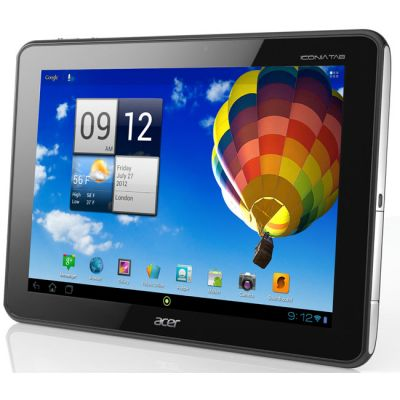 Планшет Acer Iconia Tab A510 32Gb Silver HT.H9MEE.003
