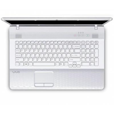 Ноутбук Sony VAIO VPC-EJ3L1R/W