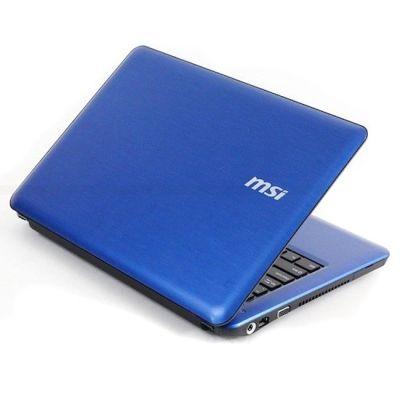 Ноутбук MSI CX480-216 Blue